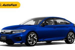 All-new Honda Civic Hatchback 2022 akan Debut Global November Tahun Ini
