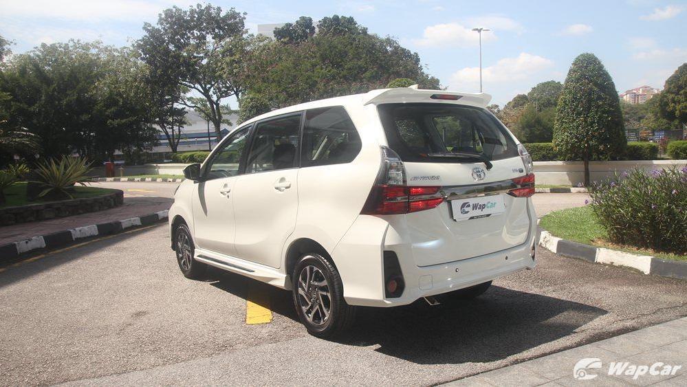 Toyota Avanza 2019 Exterior 007