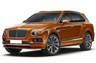 Bentley Bentayga 6.0 L