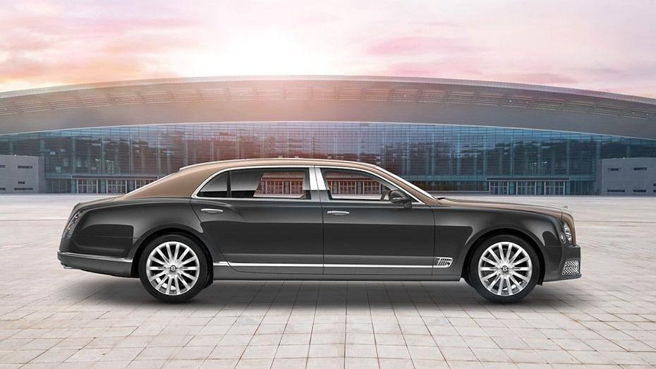 Bentley Mulsanne 2019 Exterior 002