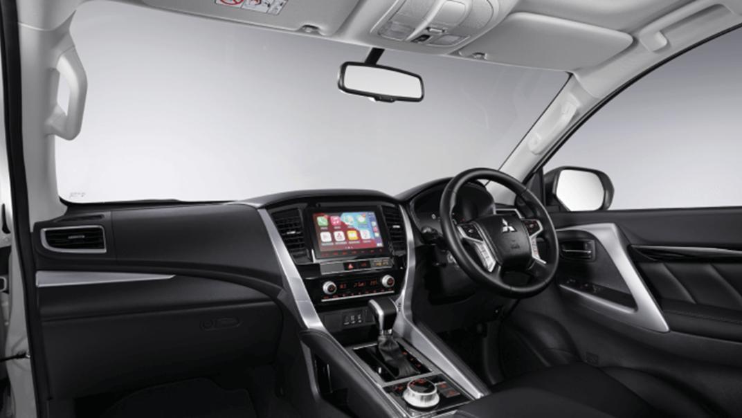 2021 Mitsubishi Pajero Sport Interior 001