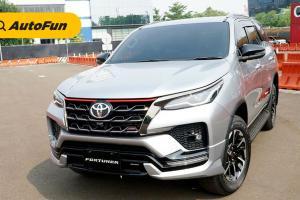 Toyota Fortuner 2021 Pilih Penggerak 4WD Daripada AWD, Apa Sih Perbedaannya?