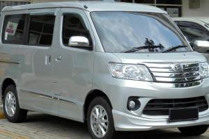 Review Daihatsu Luxio 2020: Kenyamanan Penumpang Kelas Atas