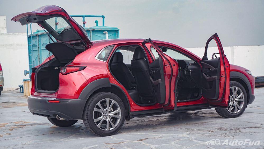 Mazda CX 30 GT Exterior 042