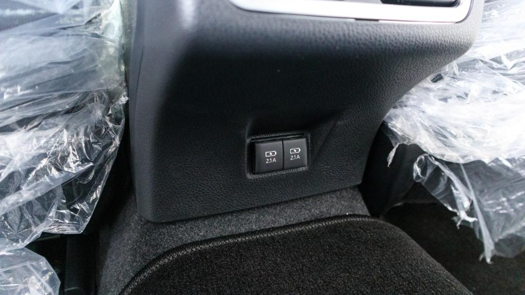 Toyota Camry 2019 Interior 029