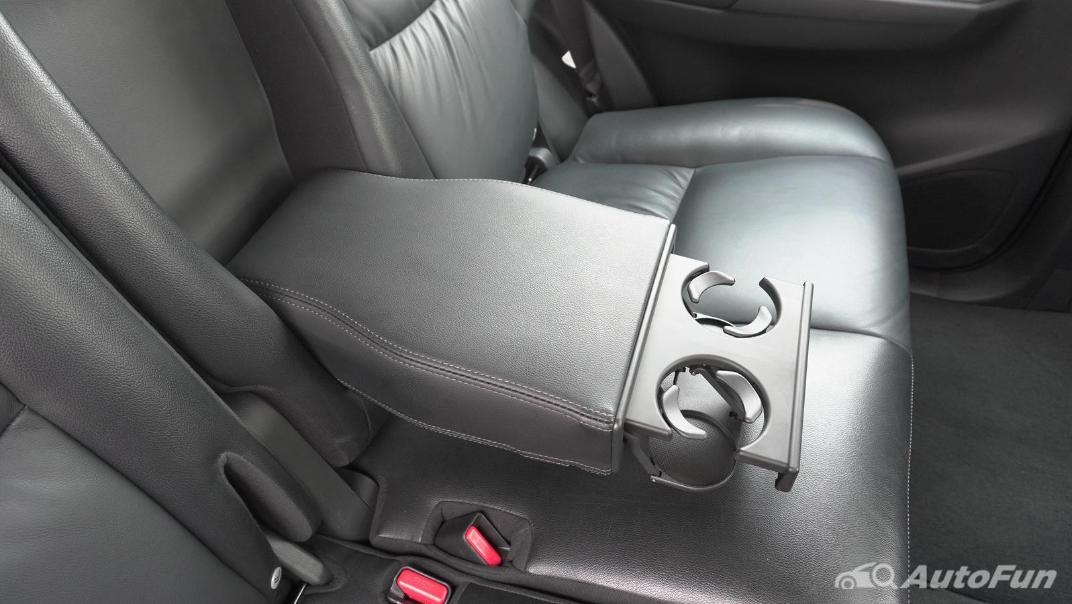 2021 Mitsubishi Pajero Sport Dakar Ultimate 4x4 AT Interior 026