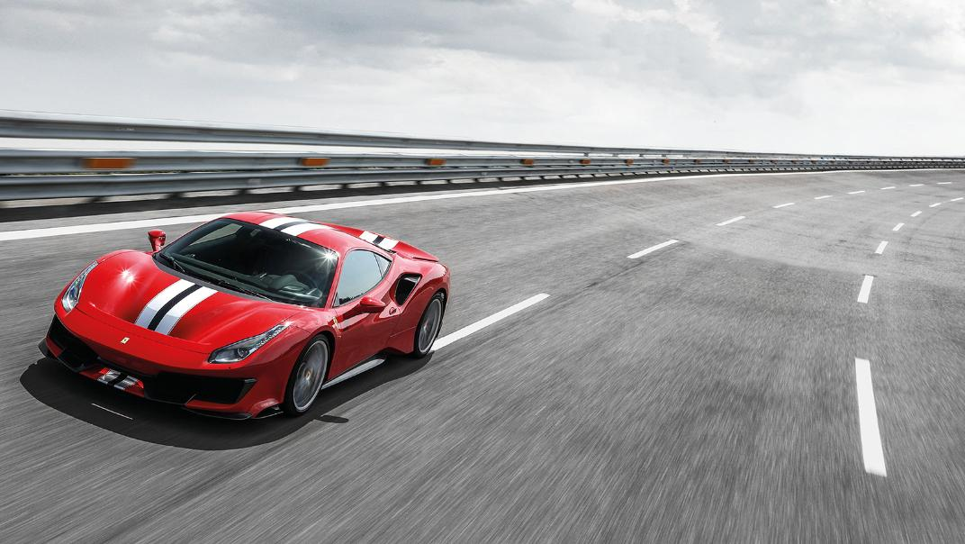 Ferrari 488 Pista 2019 Exterior 002