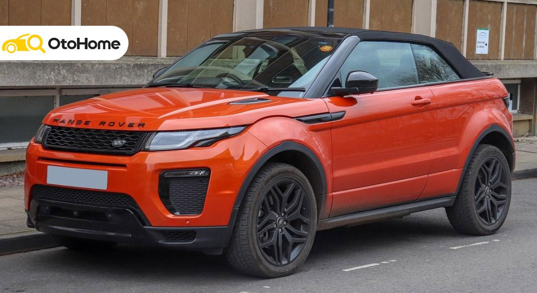 Ini Dia Fitur Infotainment Yang Ada Di Land Rover Range Rover Evoque Autofun
