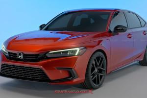 Kejutan bagi penggemar Honda sudah muncul! Honda civic 2021 telah dirilis, perubahannya besar?