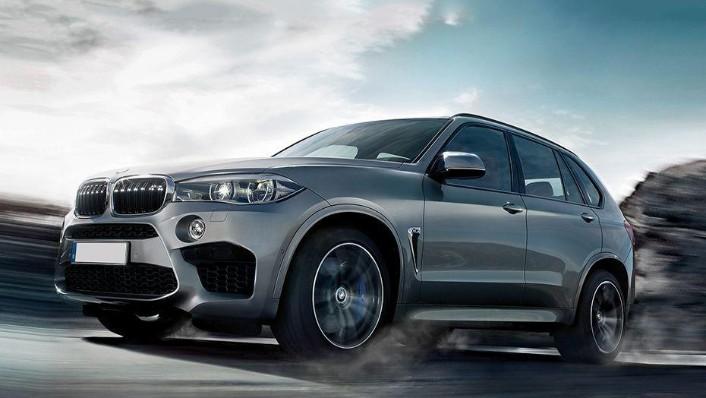 BMW X5 2019 Exterior 001