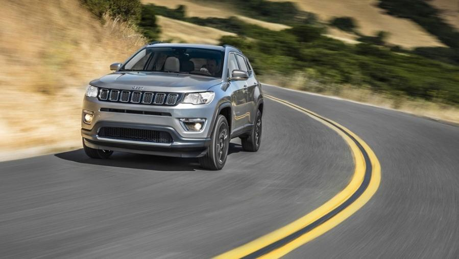 Jeep Compass 2019 Exterior 007
