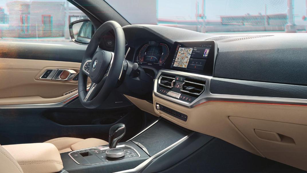 BMW 320i Touring M Sport Interior 003