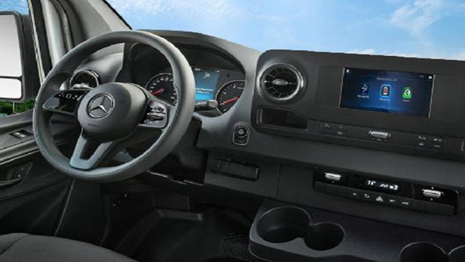 Mercedes-Benz Sprinter 2019 Interior 001