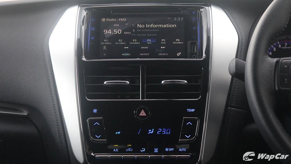 Toyota Vios 2019 Interior 042