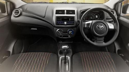 Toyota Agya 2019 Interior 001