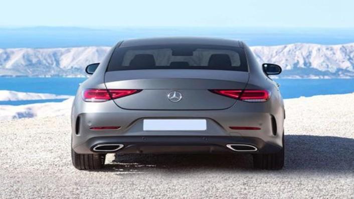 Mercedes-Benz CLS-Class 2019 Exterior 004
