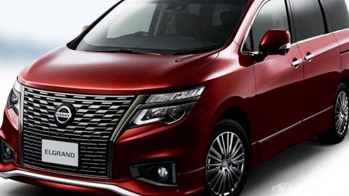New Nissan Elgrand 2022 Akan Dirombak Total, Lebih Mewah dan Canggih dari Alphard 02