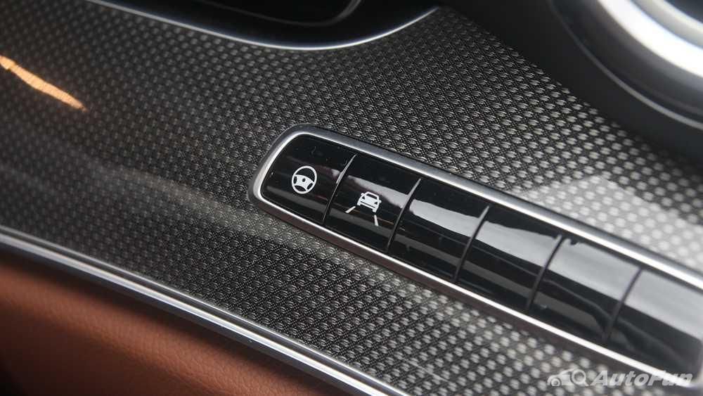 Mercedes-Benz E-Class 2019 Interior 084