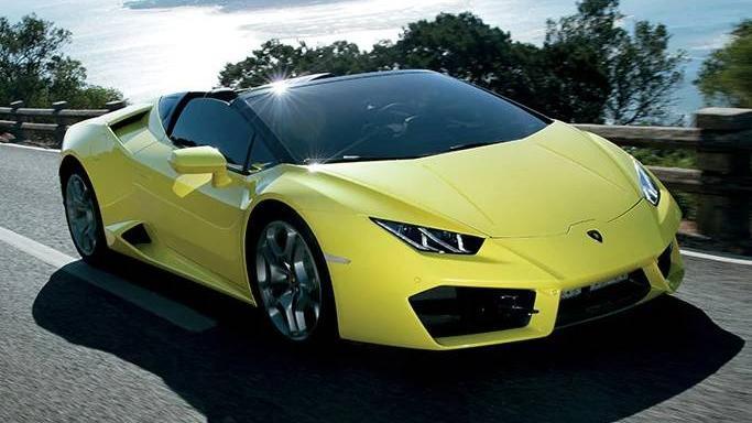 Lamborghini Huracan 2019 Exterior 034