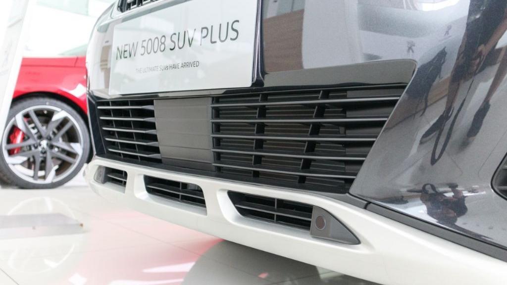 Peugeot 5008 2019 Exterior 011