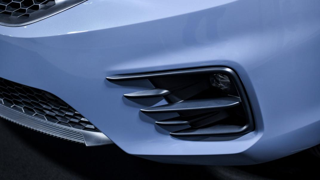 2021 Honda City Hatchback International Version Exterior 010