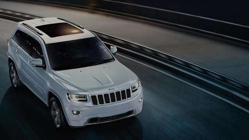Jeep Grand Cherokee 2019 Exterior 007