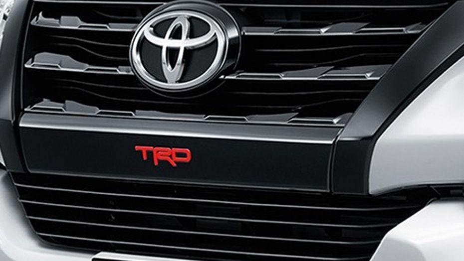 Toyota Fortuner 2019 Exterior 001