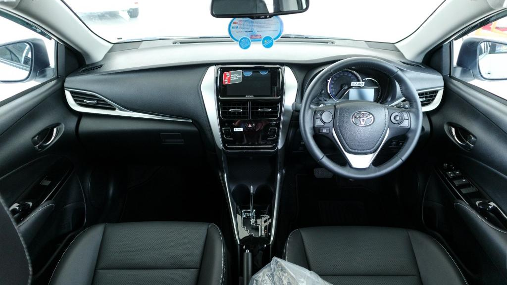 Toyota Vios 2019 Interior 001