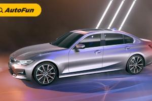 BMW Seri 3 Limousine 2021 Siap Meluncur di Indonesia, Harganya Setara BMW Seri 5?