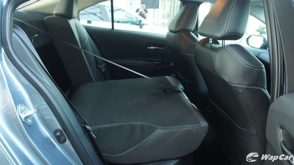 Toyota Corolla Altis 2019 Interior 032