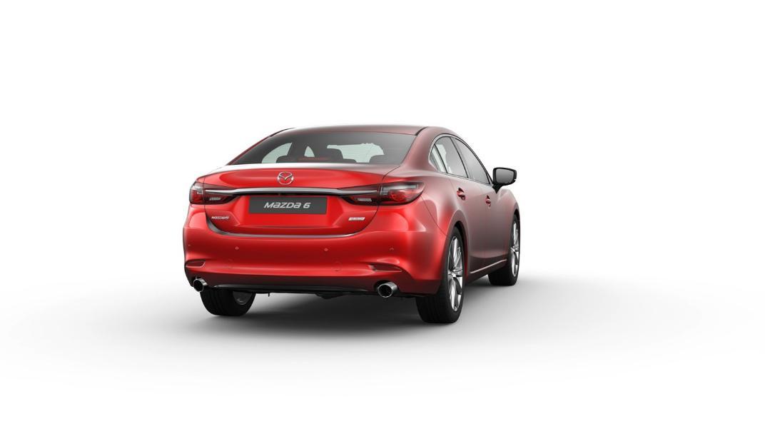 Mazda 6 Elite Sedan Exterior 012