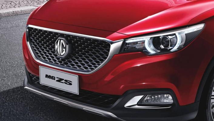MG ZS-{id} Exterior 005