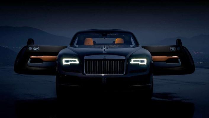 Rolls Royce Wraith 2019 Exterior 005