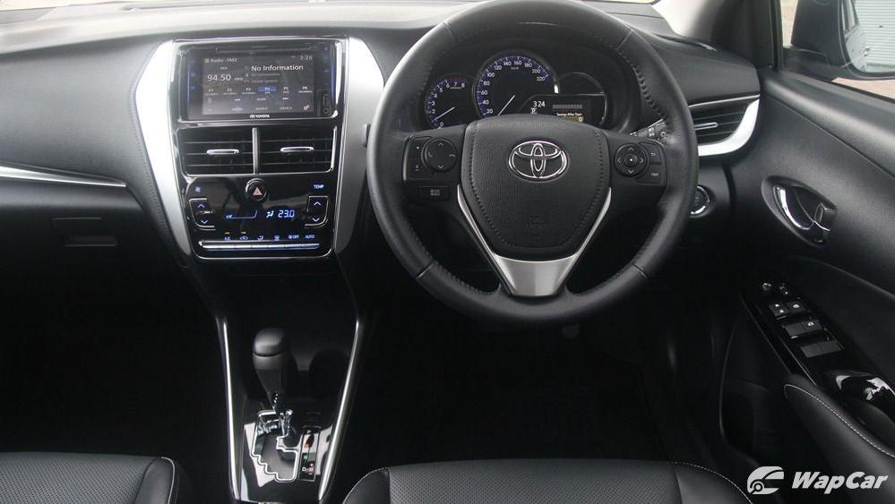 Toyota Vios 2019 Interior 035