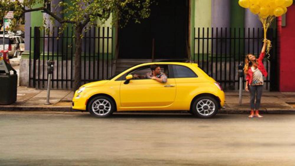 Fiat 500 2019 Exterior 002