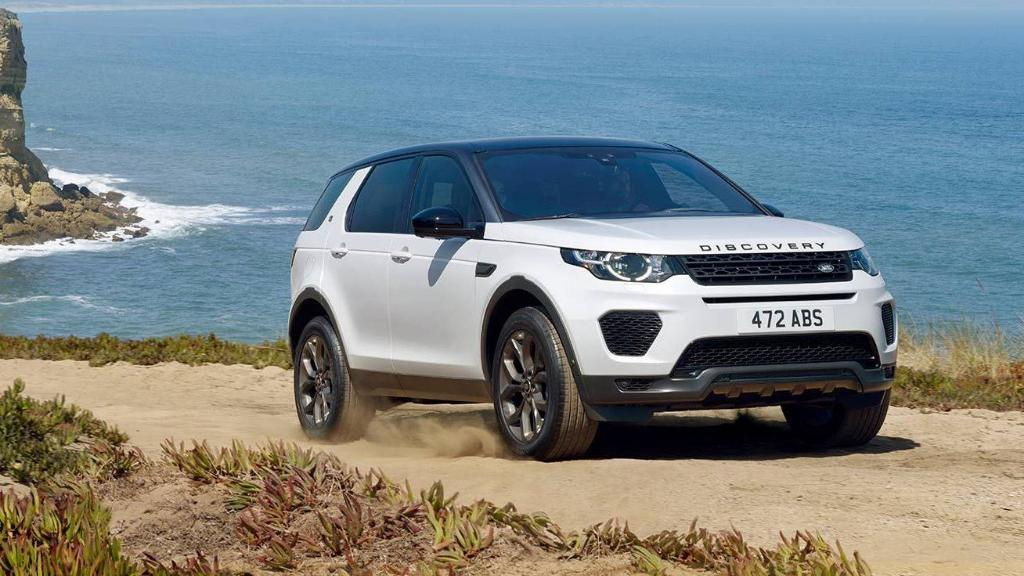 Land Rover Discovery Sport 2019 Exterior 007