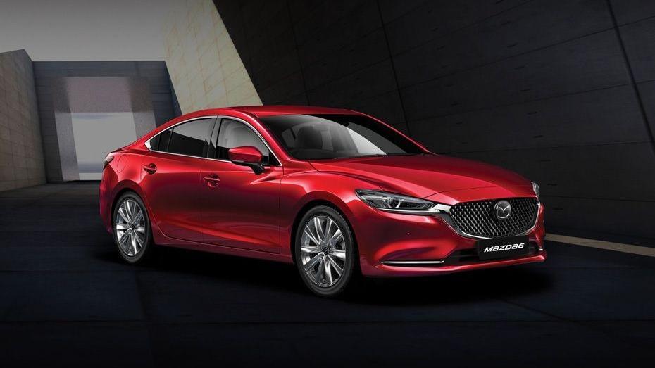 Mazda 6 2019 Exterior 002