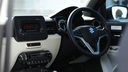 Suzuki Ignis 2019 Interior 002
