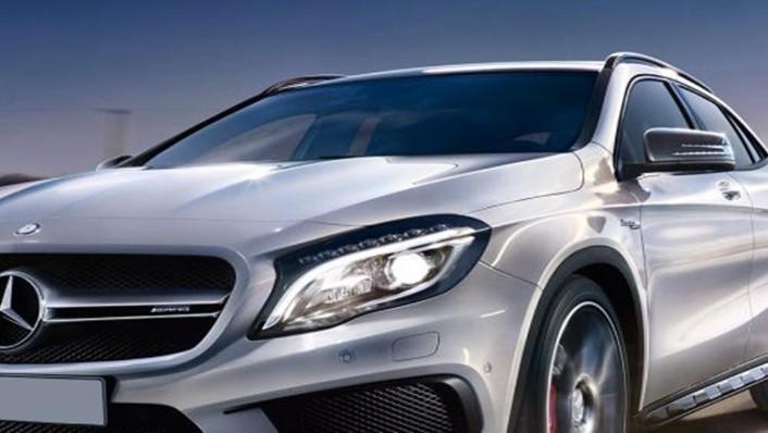 Mercedes-Benz GLA-Class 2019 Exterior 003