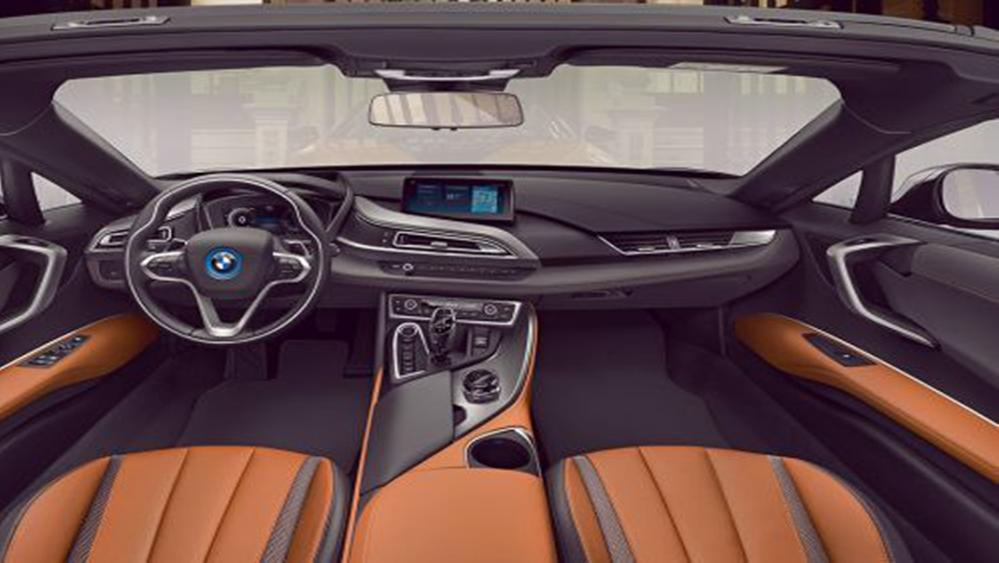BMW I9 Roadster 2019 Interior 001