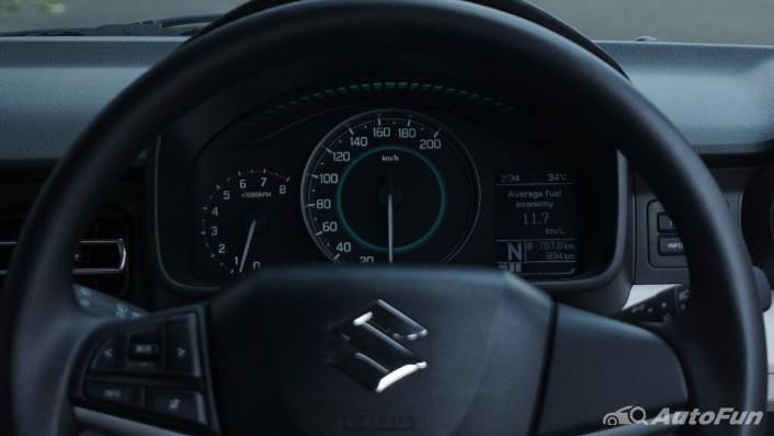 Suzuki Ignis GX AGS Interior 006