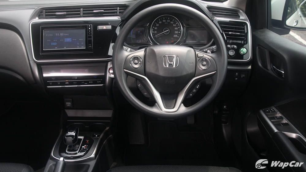 Honda City 2019 Interior 048