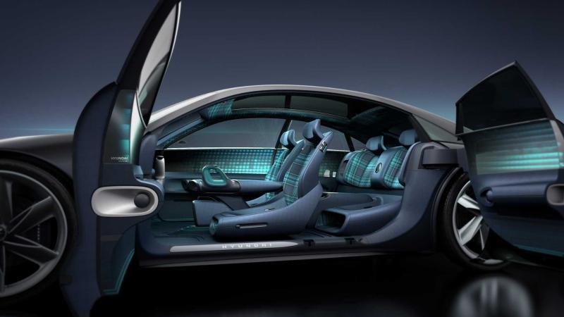 Ioniq 5 Laris, Hyundai Ioniq 6 Meluncur Tahun Depan Berwujud Sedan 02