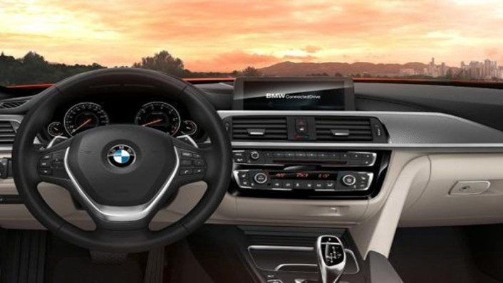 BMW 4 Series Convertible 2019 Interior 001