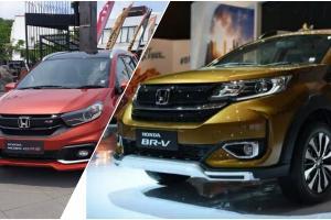 Harga Beda Rp30 Jutaan dan Basis Sama, Mending Beli Honda Mobilio atau Honda BR-V?