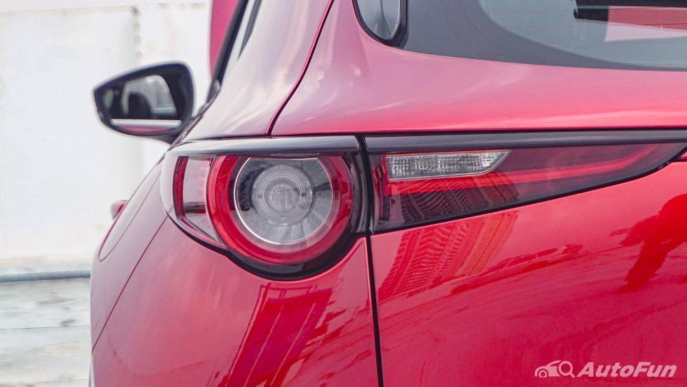 Mazda CX 30 GT Exterior 029