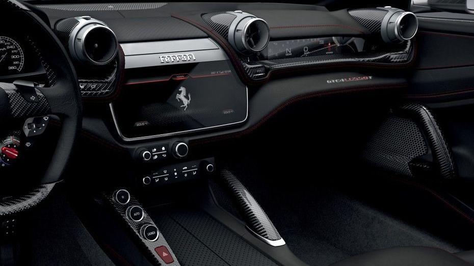 Ferrari GTC4Lusso T 2019 Interior 003