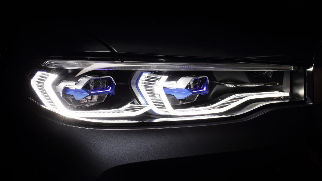 2021 BMW X7 xDrive40i Opulence Exterior 014