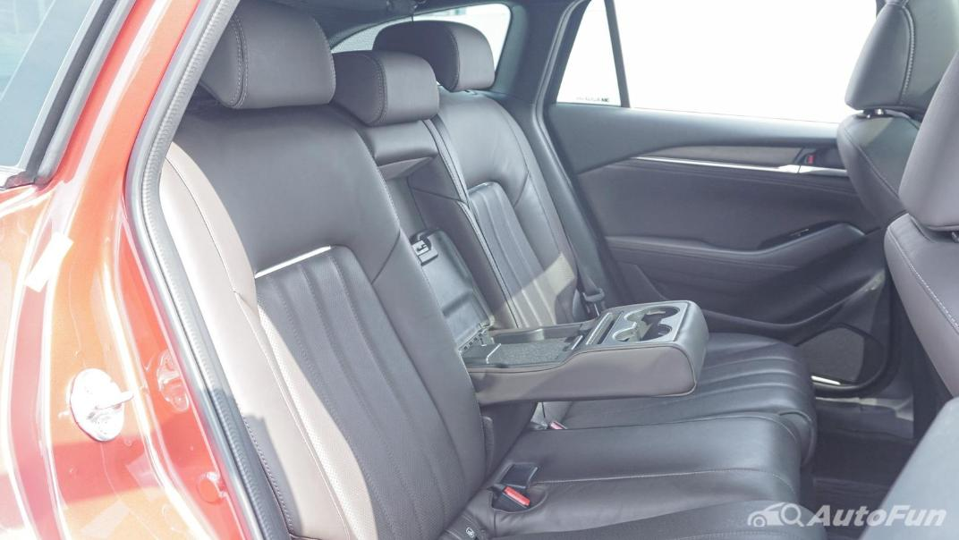 Mazda 6 Elite Estate Interior 049