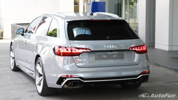 2021 Audi RS 4 Avant Exterior 006